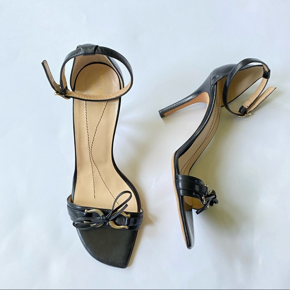 Kate Spade Grappa Ankle Strap Heeled Sandals 8.5